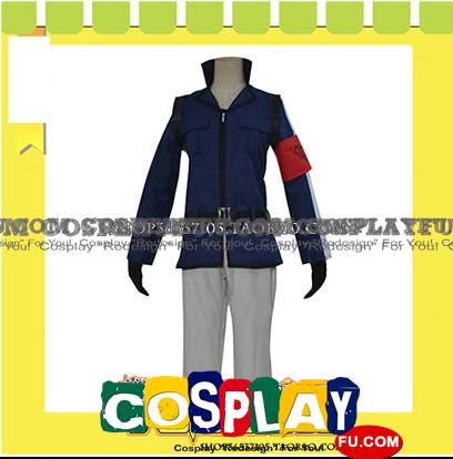 Masamune Matsuoka Cosplay Costume (2nd) from Aoharu x Machinegun