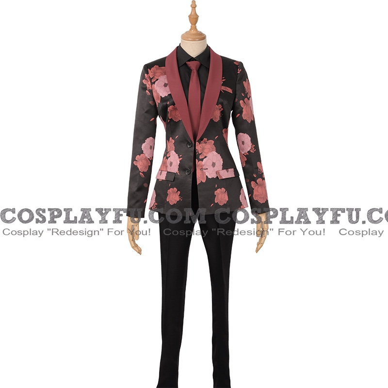 Izanami Cosplay Costume from Hypnosis Mic -Division Rap Battle-