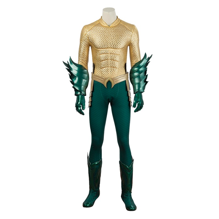 Aquaman Cosplay Costume from Aquaman