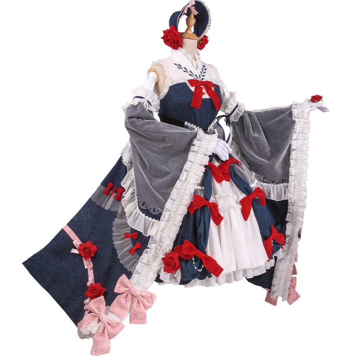 Yuezheng Ling Cosplay Costume (2nd) from Vocaloid