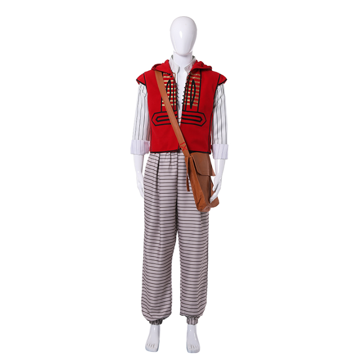 Aladdin Cosplay Costume (3rd) from Aladdin