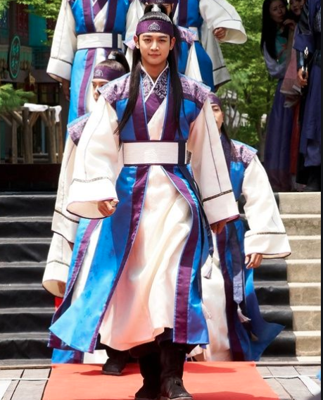Han-sung Cosplay Costume (2nd) from Hwarang