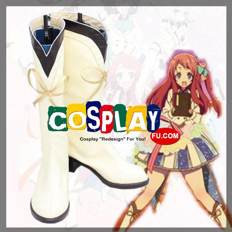 Sakura Shoes from Zombieland Saga