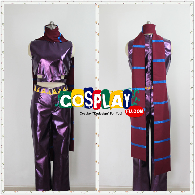 Joseph Joestar Cosplay Costume (2nd) from JoJo's Bizarre Adventure