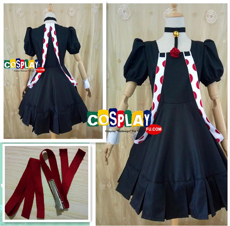 Juuzou Suzuya Cosplay Costume (2nd) from Tokyo Ghoul