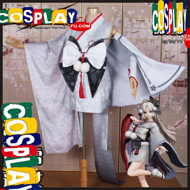 Yuki Cosplay Costume (1520) from Onmyoji