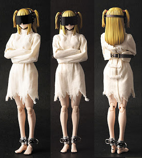 Misa Amane Cosplay Costume (2nd) from Death Note