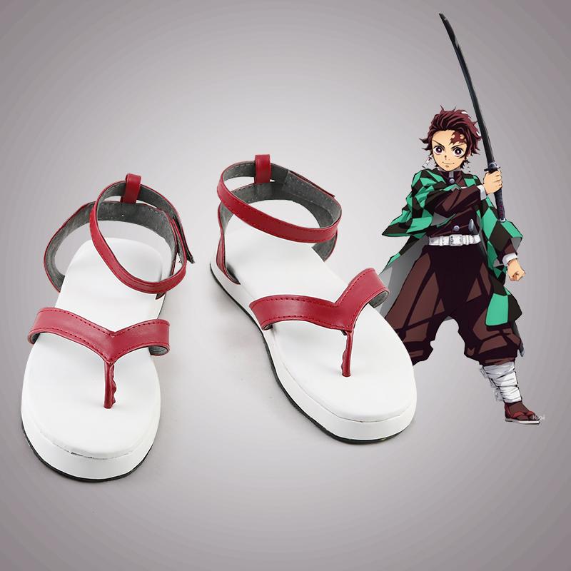 Kamado Shoes from Demon Slayer: Kimetsu no Yaiba