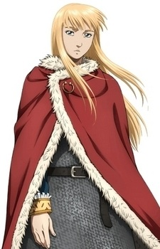 Canute Cosplay Costume from Vinland Saga