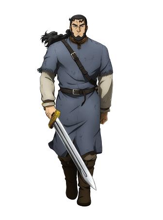 Thors Cosplay Costume from Vinland Saga
