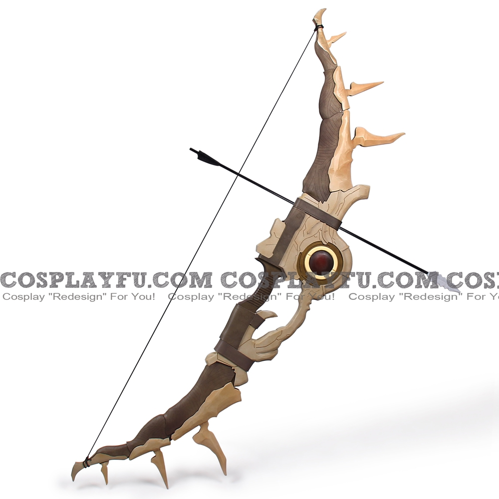 Claude Bow and Arrow from Fire Emblem: Seisen no Keifu