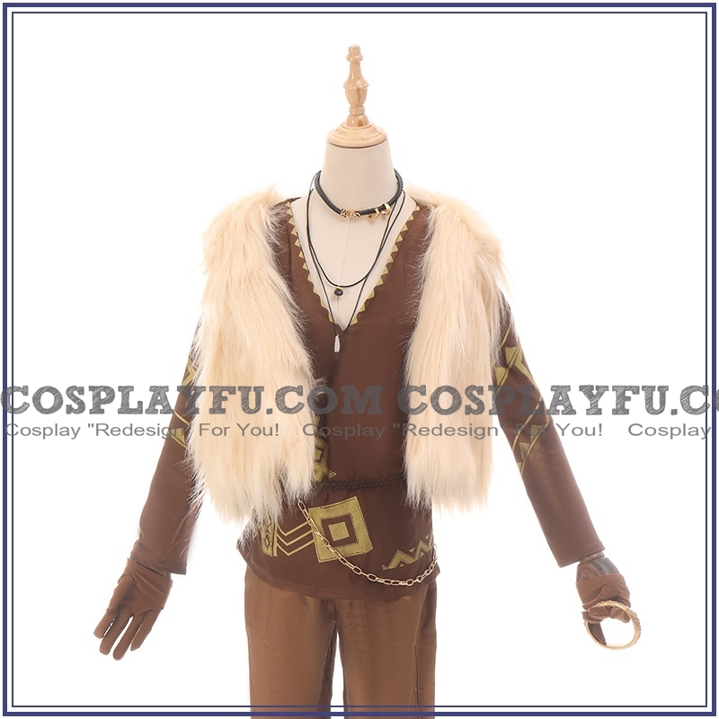 Gilgamesh Cosplay Costume (Casual) from Fate Stay Night