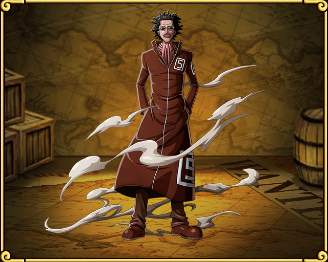 Mr. 5 Cosplay Costume from One Piece