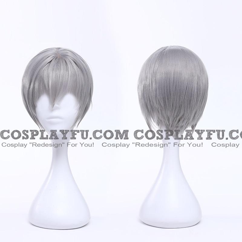 Yuki Sohma Cosplay Costume Wig from Fruits Basket