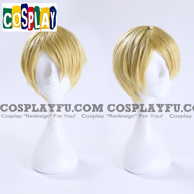 Mechanic Cosplay Costume Wig from Identity V