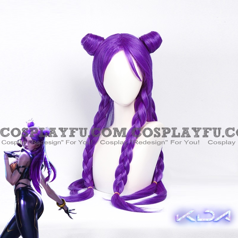 Kai'Sa Wig (2nd) from League of Legends