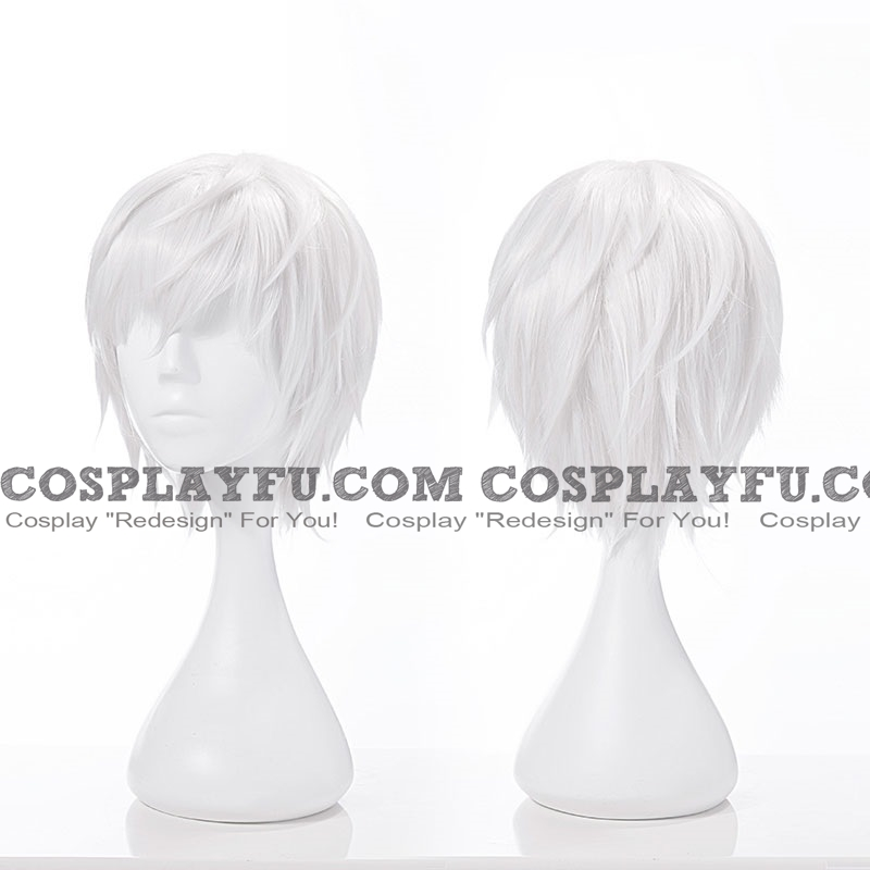Accelerator Wig (2nd) from A Certain Magical Index