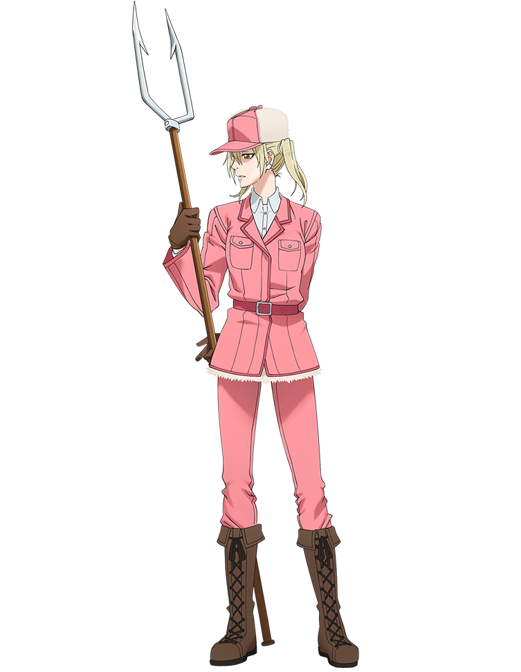 Cells at Work Eosinophil Costume