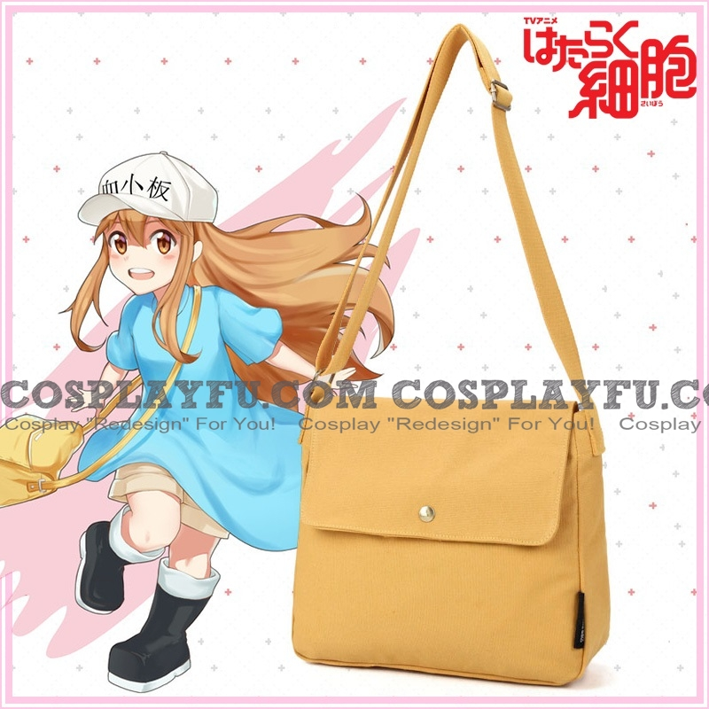 Platelet Cosplay Costume Bag (Accessory Package) from Cells at Work