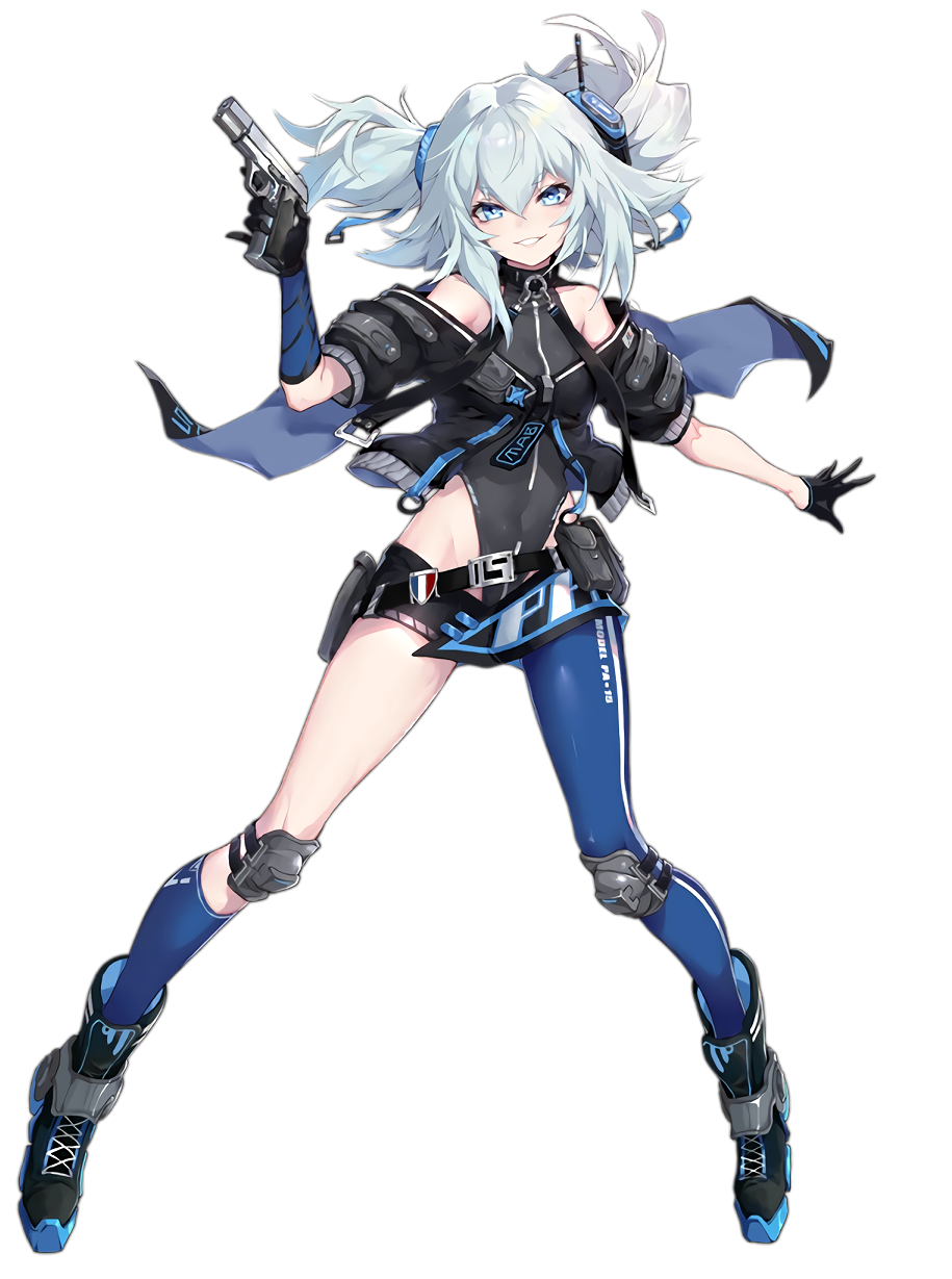 PA15 Cosplay Costume from Girls' Frontline