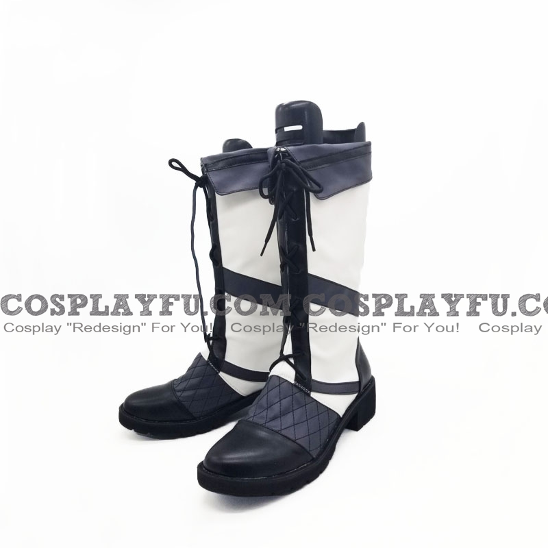 Jericho Shoes from Girls' Frontline