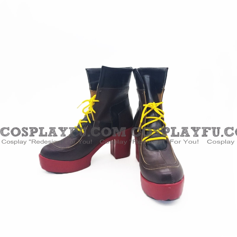 M99 Shoes from Girls' Frontline