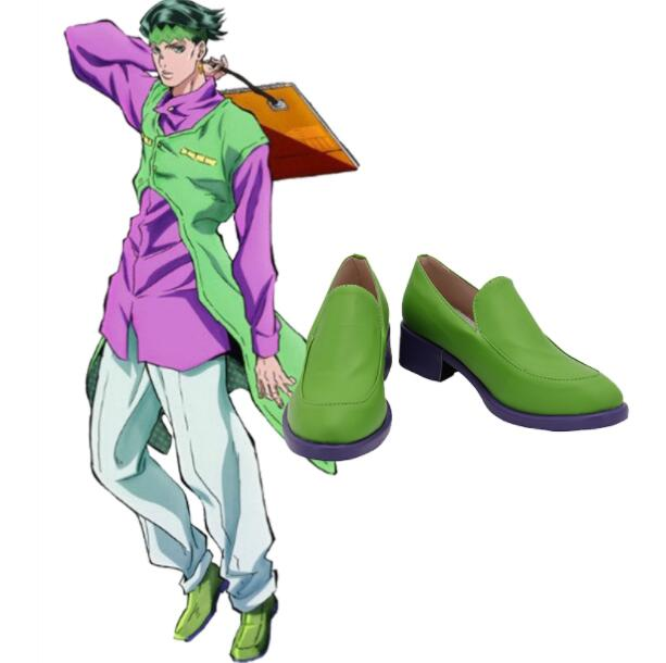 JoJo's Bizarre Adventure Rohan Kishibe Zapatos