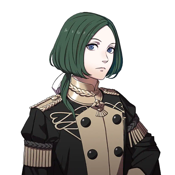 Fire Emblem Three Houses Linhardt von Hevring Костюм