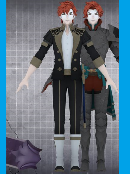 Sylvain Jose Gautier Cosplay Costume from Fire Emblem: Three Houses