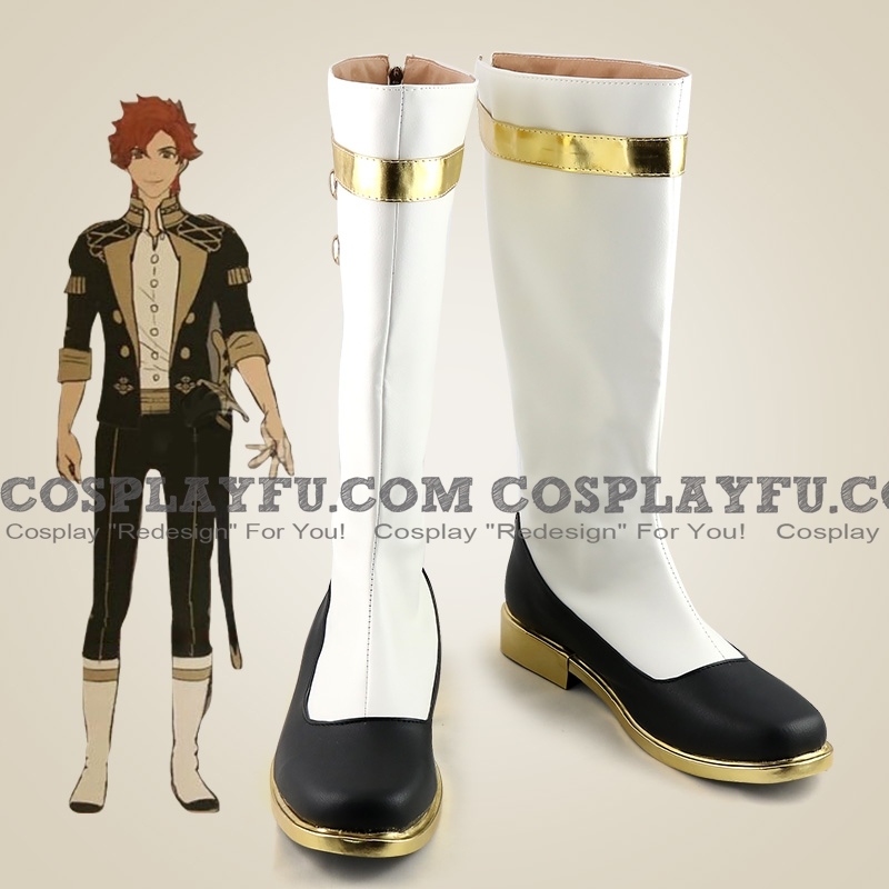 Fire Emblem Three Houses Sylvain Jose Gautier Scarpe