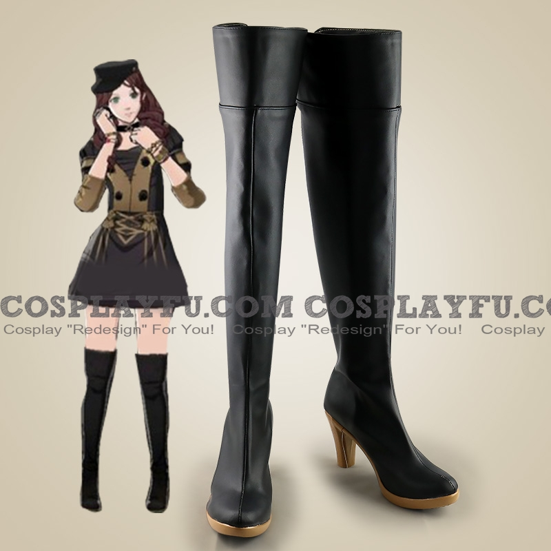Fire Emblem Three Houses Dorothea Arnault Scarpe