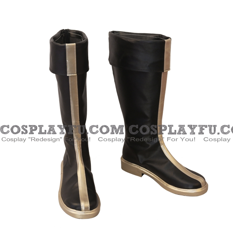 Ashe Ubert Shoes from Fire Emblem: Three Houses