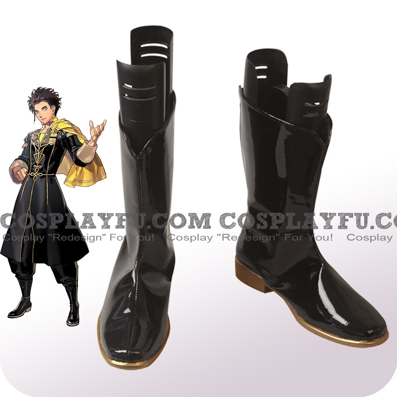 Claude Shoes from Fire Emblem: Three Houses