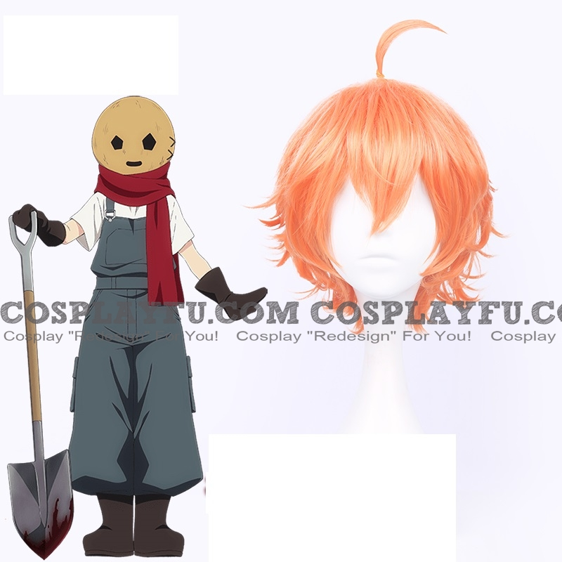 Edward Mason Wig (Eddie) from Angels of Death