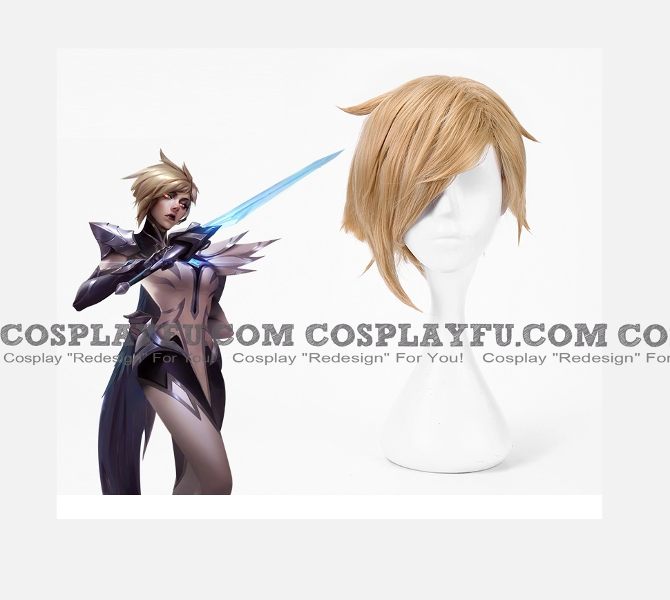 Fiora the Grand Duelist Wig from League of Legends