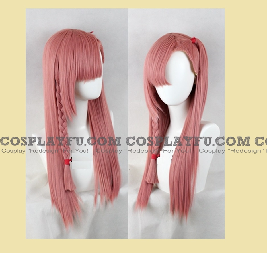 Negev Wig from Girls' Frontline