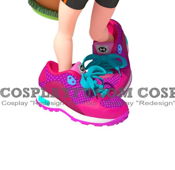 Inklings Shoes from Splatoon