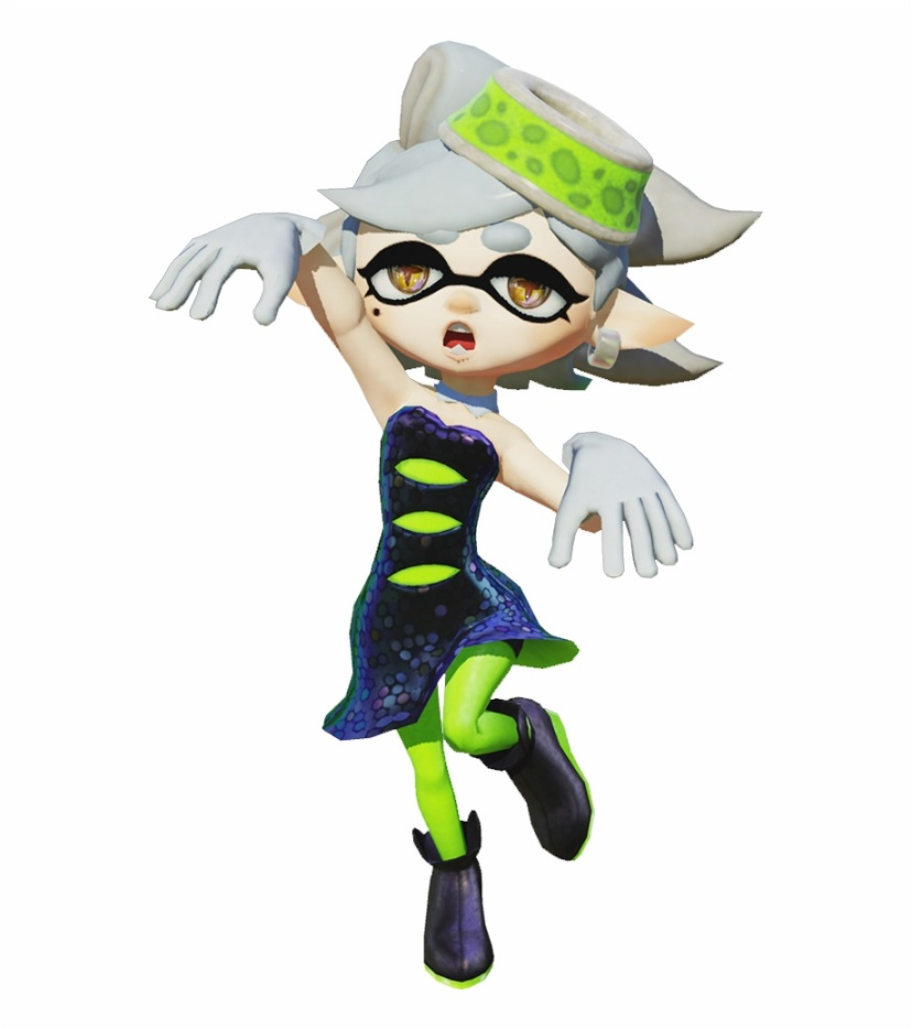 Splatoon Marie (Splatoon) chaussures
