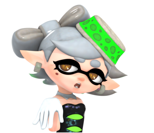 Splatoon Marie (Splatoon) Perruque