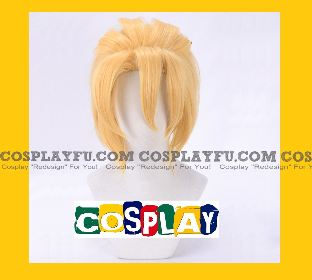 Pannacotta Fugo Wig (2nd) from JoJo's Bizarre Adventure