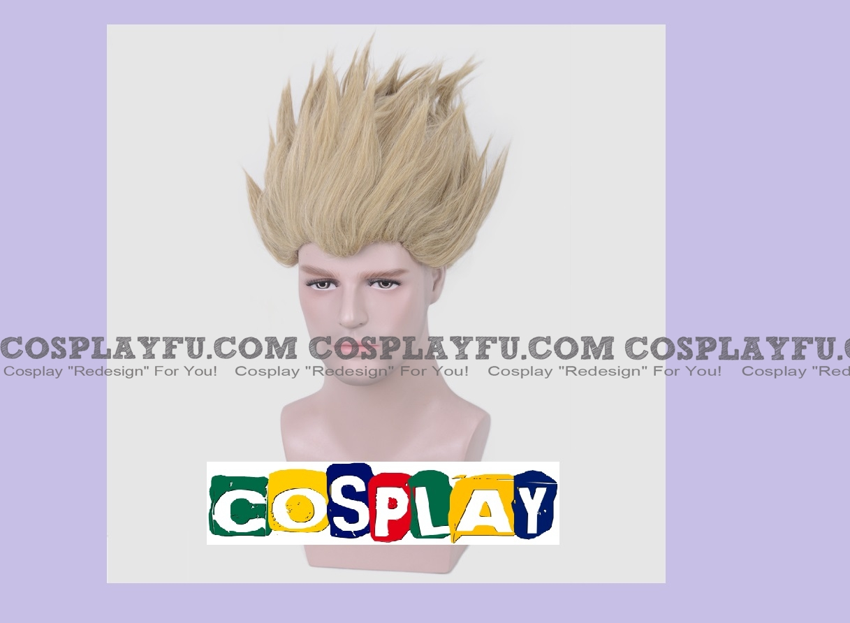 Junkrat Wig (2nd) from Overwatch