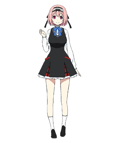 Mutsumi Saotome Cosplay Costume from Val × Love