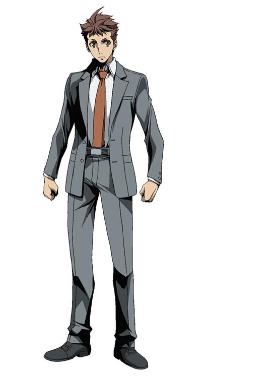 Nanatsuki Seiji Cosplay Costume from Special 7: Special Crime Investigation Unit