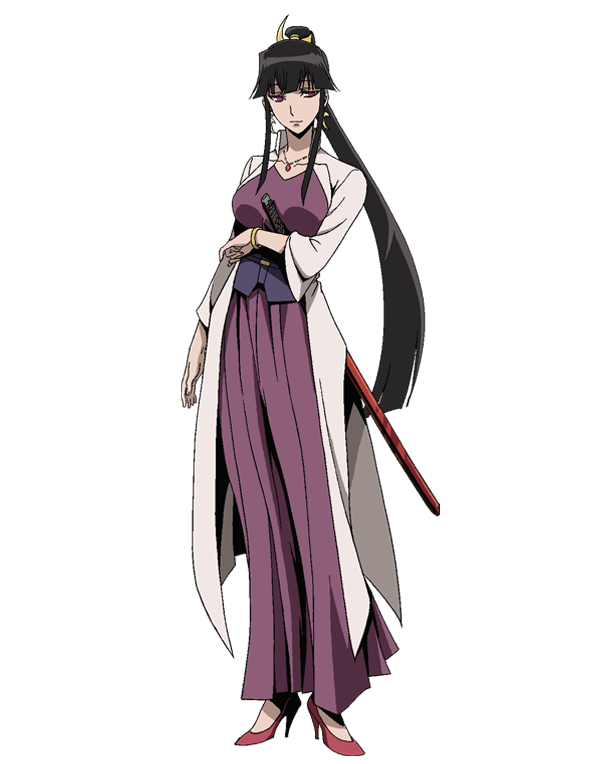 Shikisai Akane Cosplay Costume from Special 7: Special Crime Investigation Unit