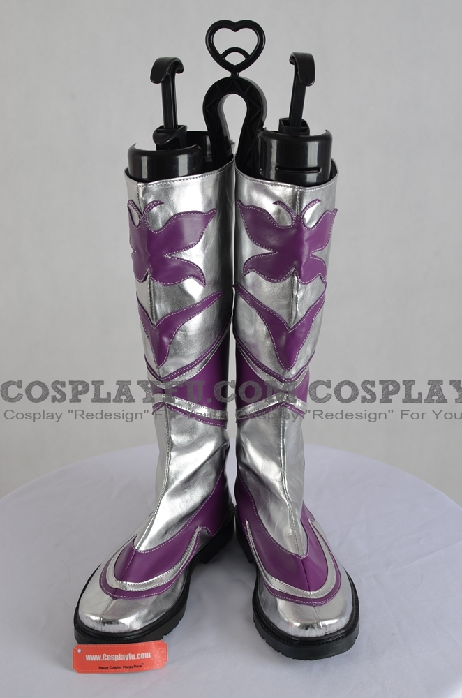 Chou Kou Shoes (C362) from Dynasty Warriors