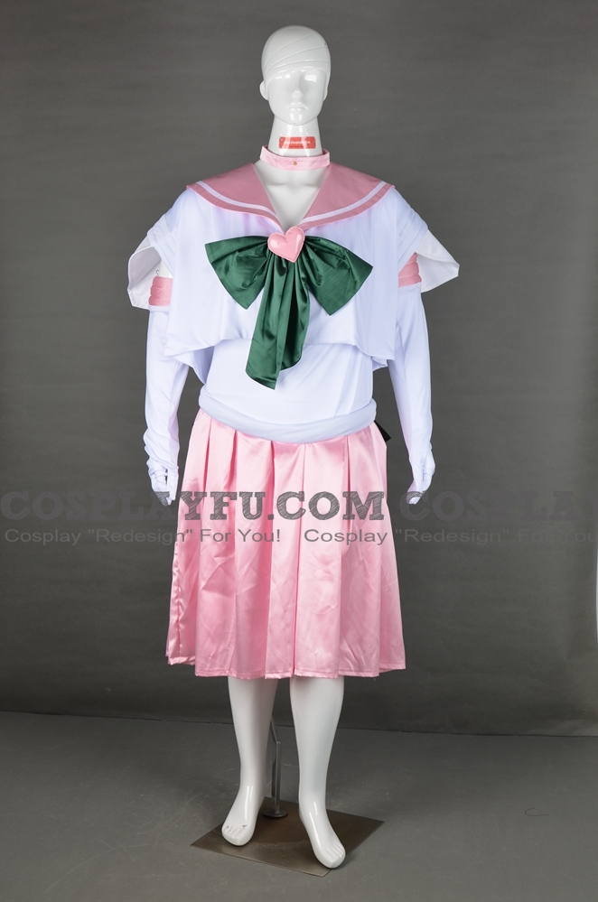 Sailor Moon Cosplay Costume (Pink) from Sailor Moon