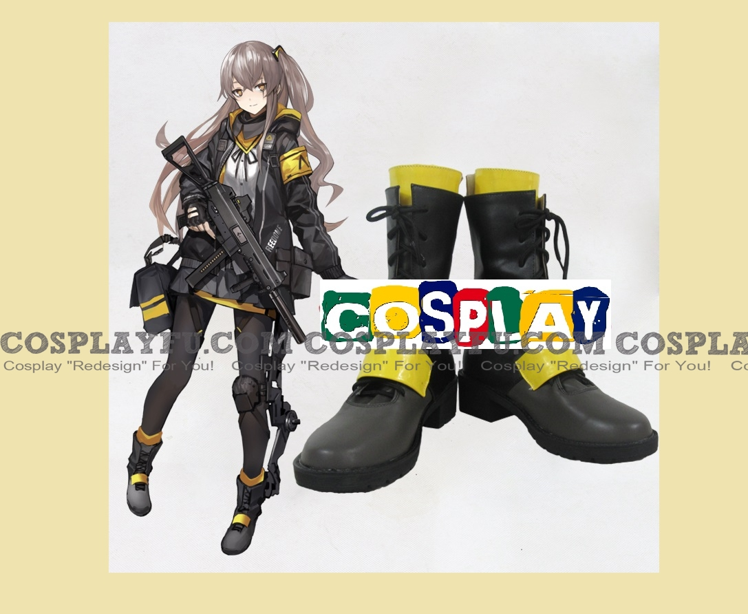 Girls' Frontline UMP45 chaussures (2nd)
