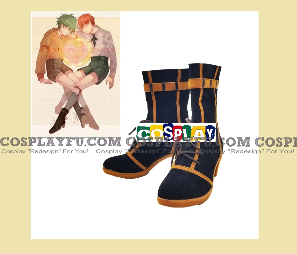 Shoto Shoes (6th) from My Hero Academia