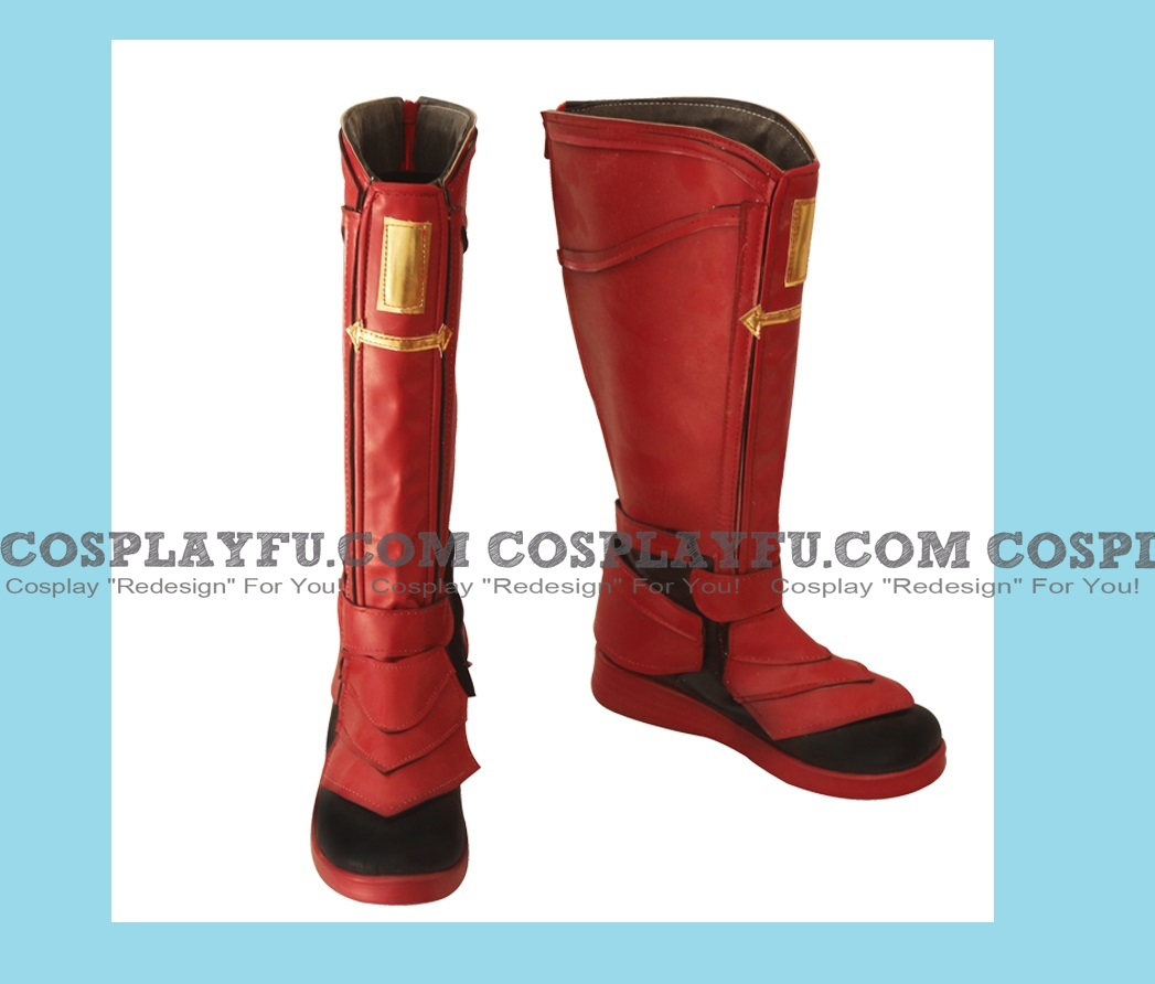 Ms. Marvel Shoes (2nd) from Captain America