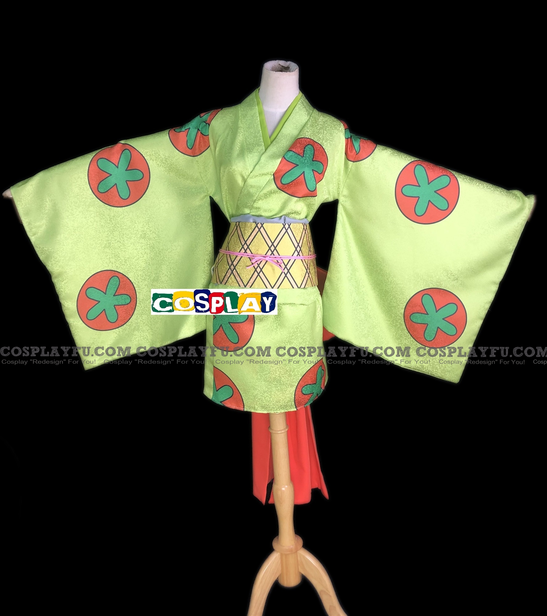 Carrot Cosplay Costume from One Piece